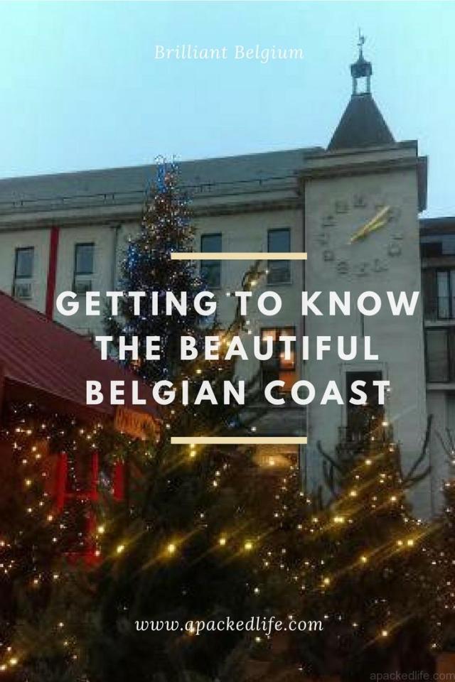 Belgian Coast - astrological clock Oostende Ostend