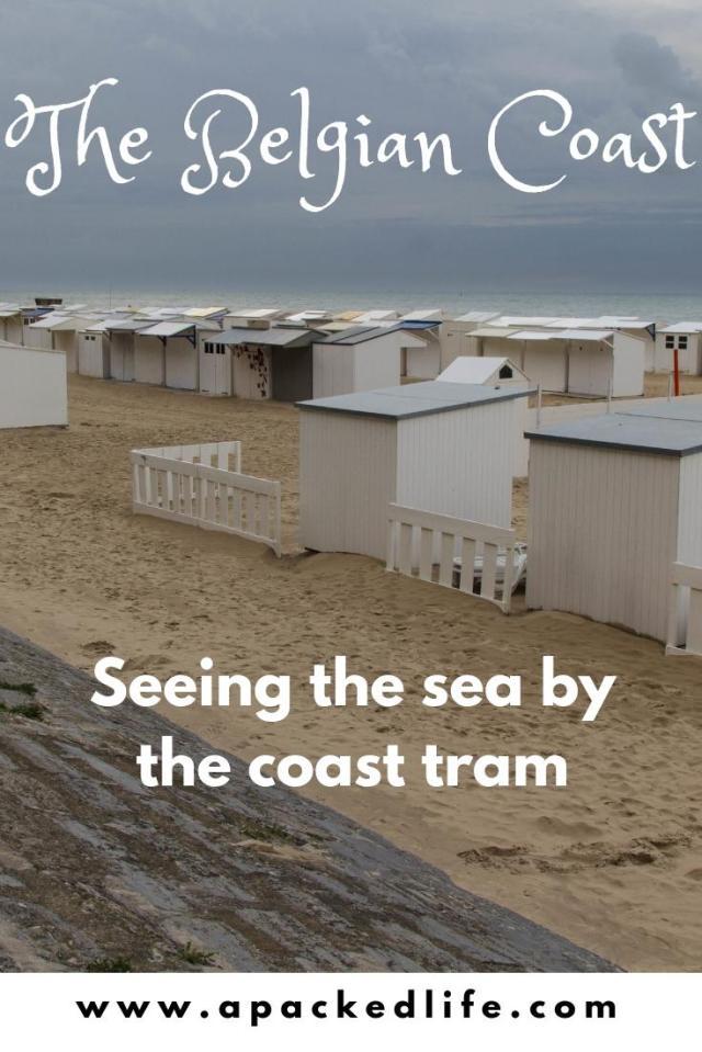 The Belgian Coast by tram