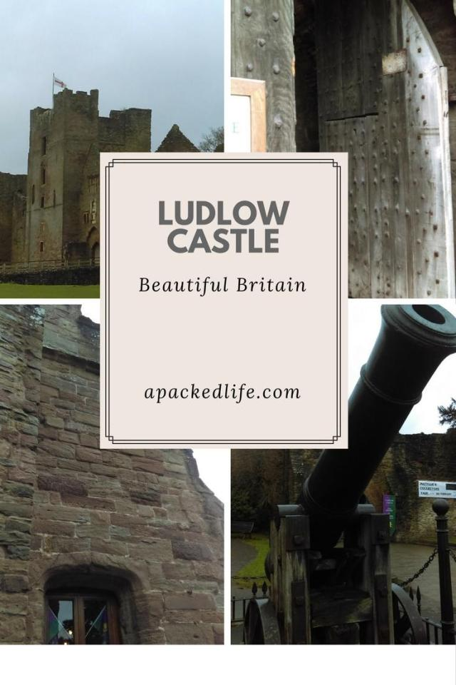 Historic Ludlow - Exploring the charming foodie town - Ludlow Castle