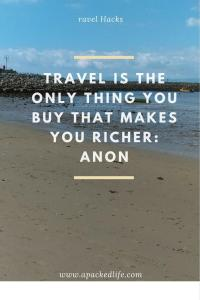 How To Get Your Travel Funds Together - Travel is the only thing you buy that makes you richer
