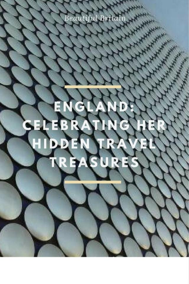 England: Celebrating Her Hidden Travel Treasures: Birmingham Selfridges Building