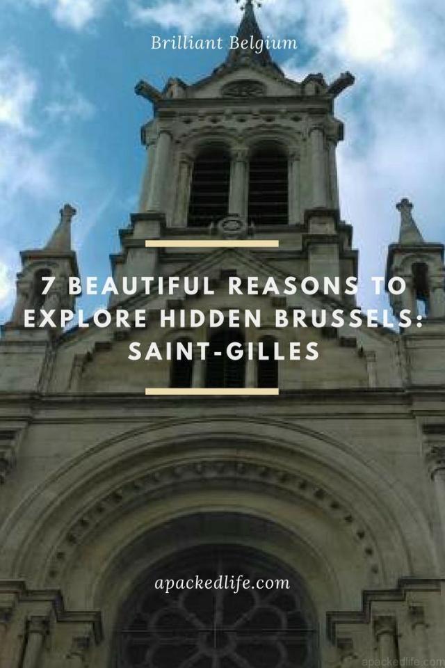 7 Beautiful Reasons To Explore Hidden Brussels Saint-Gilles - Church Eglise Saint Gilles
