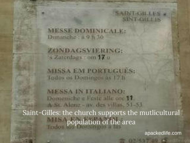 7 Beautiful Reasons To Explore Hidden Brussels - Saint Gilles - Multicultural Church