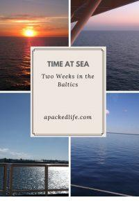 Baltic Cruise - White Nights in Scandinavia - Time at Sea - Celebrity Eclipse