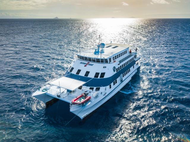 Two Dusty Travelers - Ocean Quest - Best Boat Trips - apackedlife.com