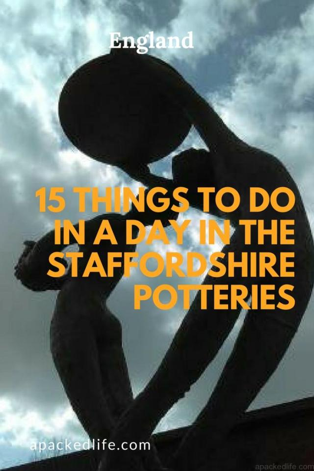 15 Things To Do In A Day In The Staffordshire Potteries - Follow The Sculpture Trail
