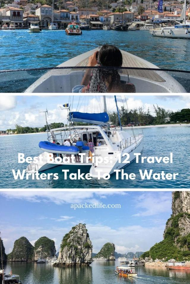 Best Boat Trips - 12 Travel Writers Take To The Water 3A