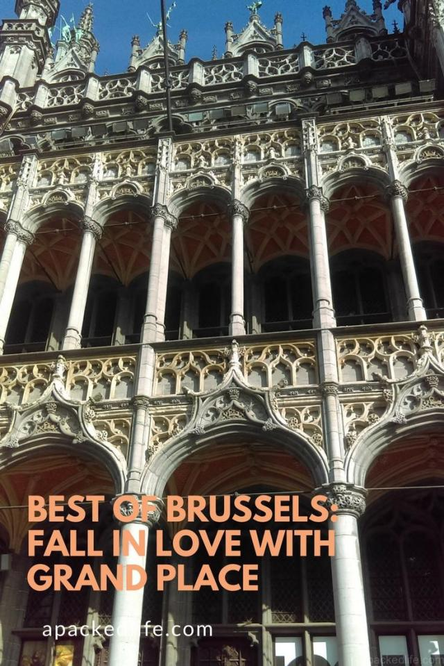 best of brussels_ Fall in love with grand place - building arches