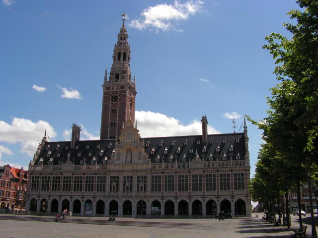 15 Great Things To Do In A Day In Leuven, Belgium - Leuven University Library