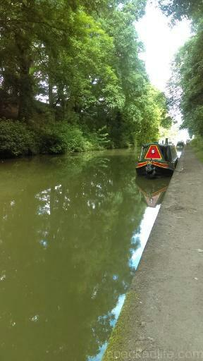 7 Warwickshire Gems in the Forest of Arden - Grand Union Canal at Hatton Locks