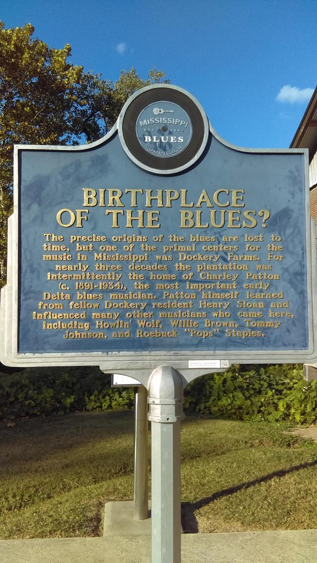 Exploring Dockery Farms Birthplace of the Blues, Mississippi
