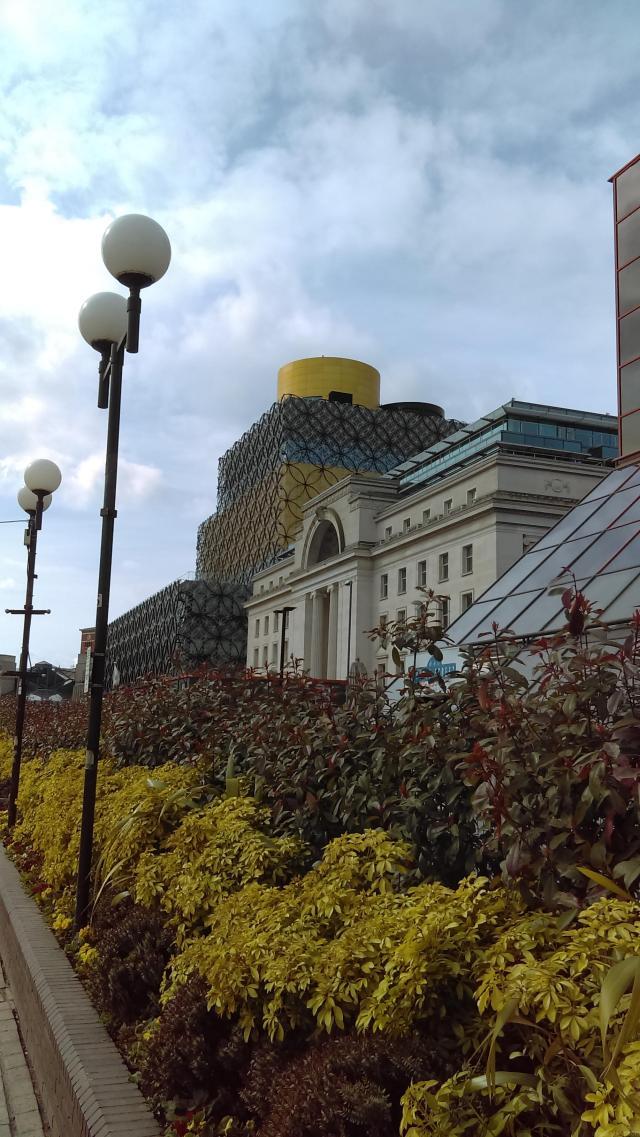 11 Amazing Cities For Architecture Lovers: Birmingham
