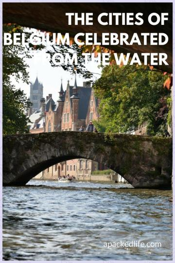 The Cities of Belgium Celebrated From The Water