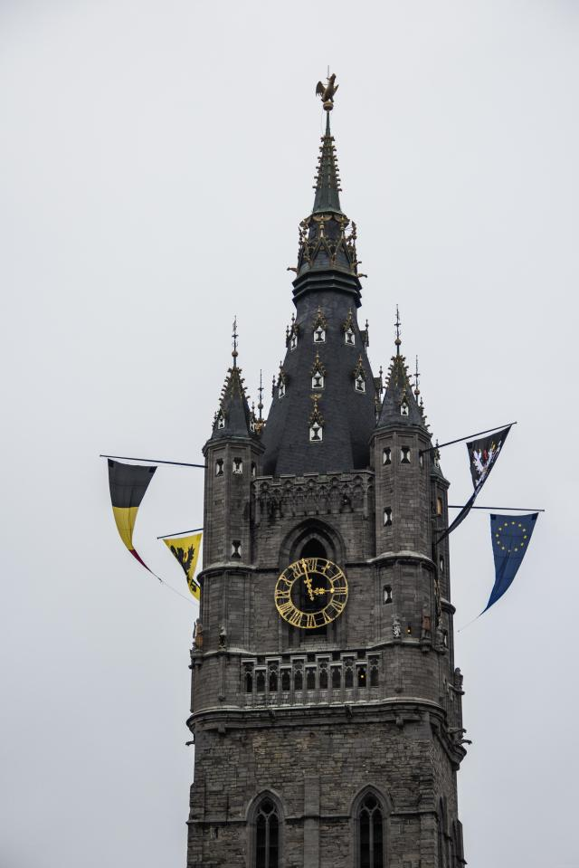 17 Things To Do In Glorious Ghent, Belgium - Belfry Tower