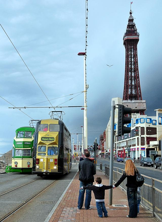 11 Lovely Locations in Lancashire - Blackpool