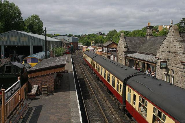 11 Stunning Sights To See In Shropshire, England - Severn Valley Railway