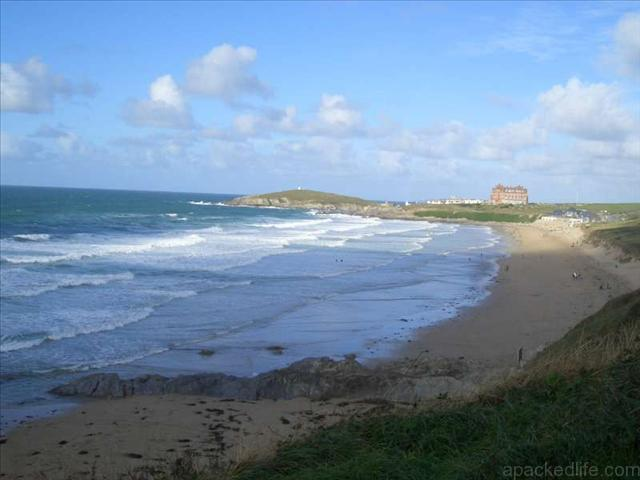 The 11 Best Beaches In England You Must Visit - Fistral Bay, Newquay, Cornwall