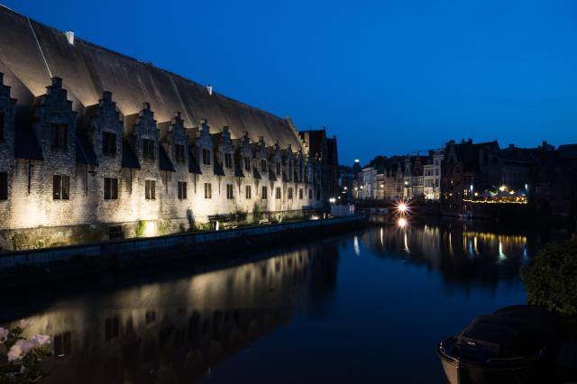 17 Things To Do In Glorious Ghent, Belgium - Ghent By Night