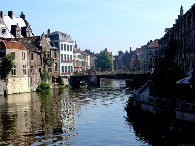 17 Things To Do In Glorious Ghent, Belgium - Graslei