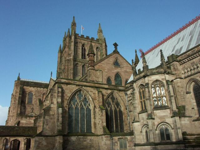 15 Heartwarming Things To Do In Herefordshire - Hereford Cathedral