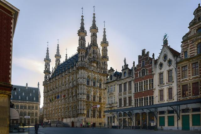 11 Amazing Cities For Architecture Lovers: Leuven