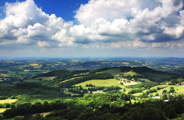 11 Wonderful Things To Do In Worcestershire - Malvern Hills