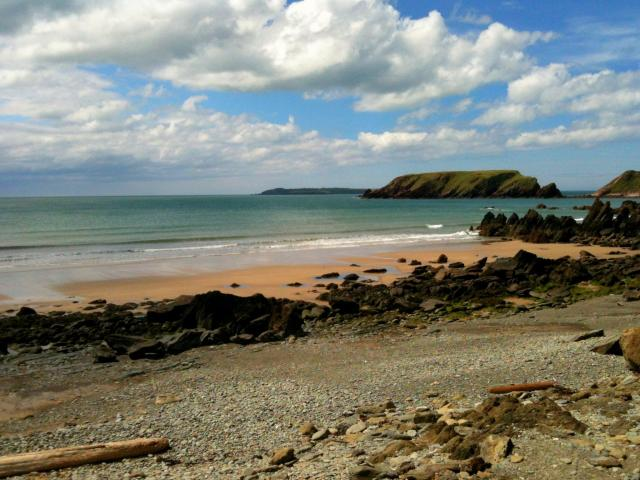 The 9 Best Beaches In Wales You Must Visit - Marloes Sands