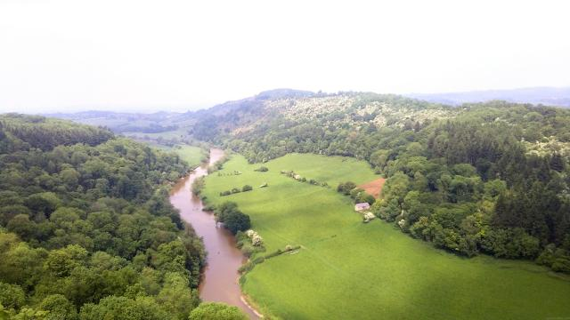 15 Heartwarming Things To Do In Herefordshire - Symonds Yat