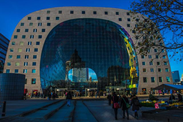 11 Amazing Cities For Architecture Lovers: Rotterdam