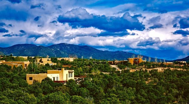 11 Amazing Cities For Architecture Lovers: Santa Fe