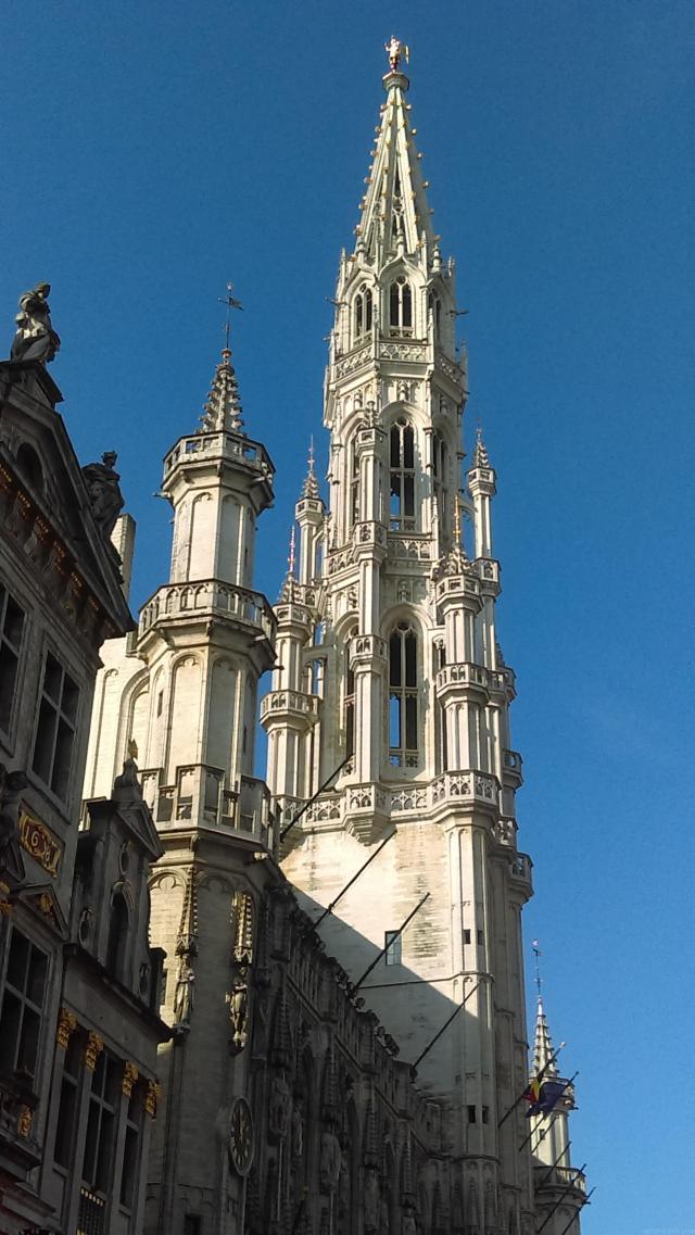 The Very Best Of Belgium - Great Places And Experiences - Brussels Grand Place