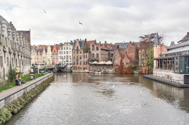 The Very Best of Belgium - Great Places and Experiences - Ghent by Maple and Maps