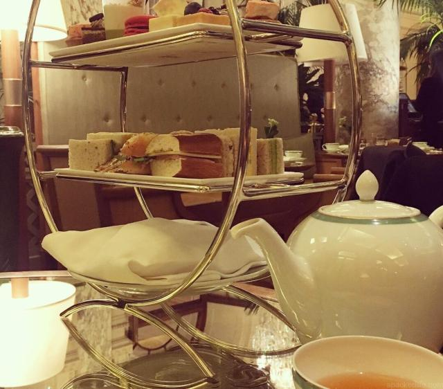 The Best Afternoon Tea Experiences Around The World - The Plaza New York - A Great Big Hunk Of World