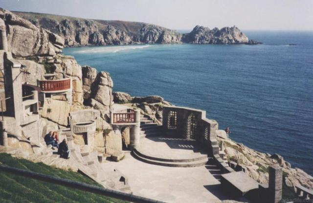 11 Things To Do In Cornwall, Land of Myths and Legends - Minack Theatre