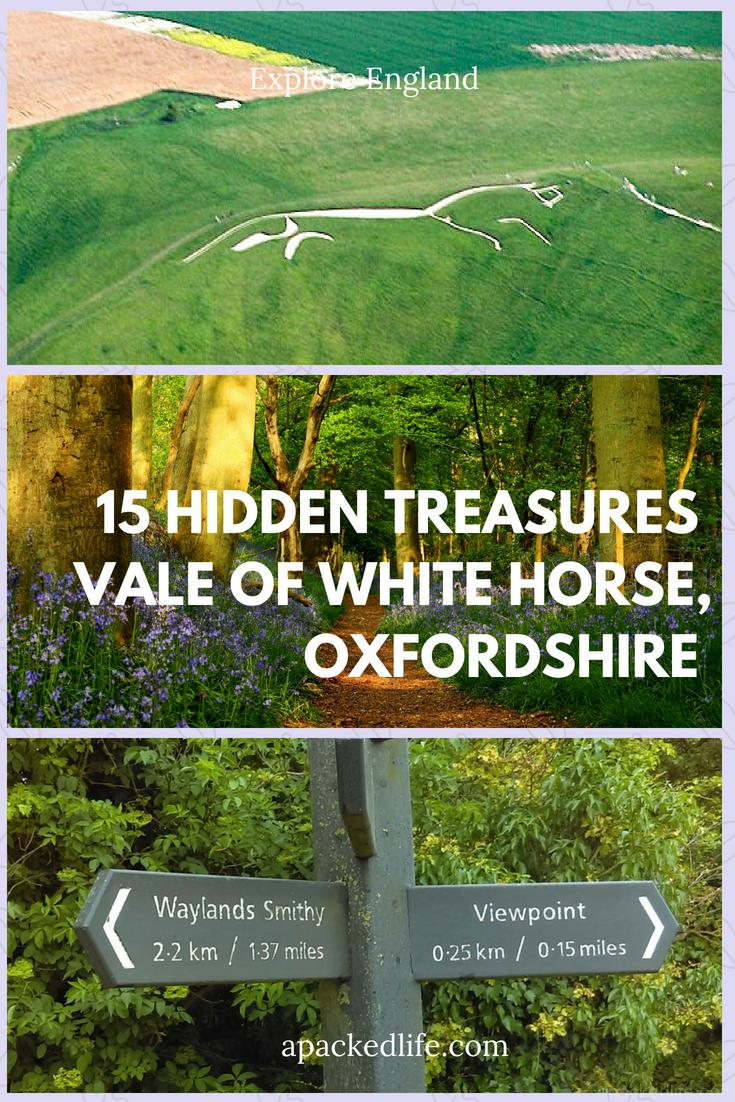 15 Hidden Treasures In The Vale Of White Horse, Oxfordshire