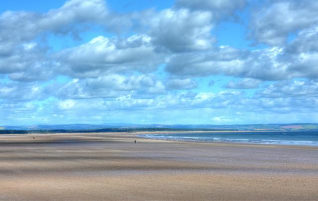 Best Beaches In Scotland: West Sands, St Andrews