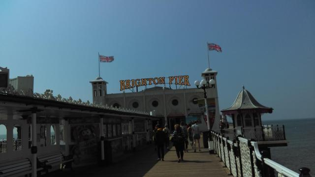 The 11 Very Best Things To Do In Brighton - Brighton Palace Pier