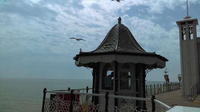 The 11 Very Best Things To Do In Brighton - Brighton Palace Pier - Tourist Information Point
