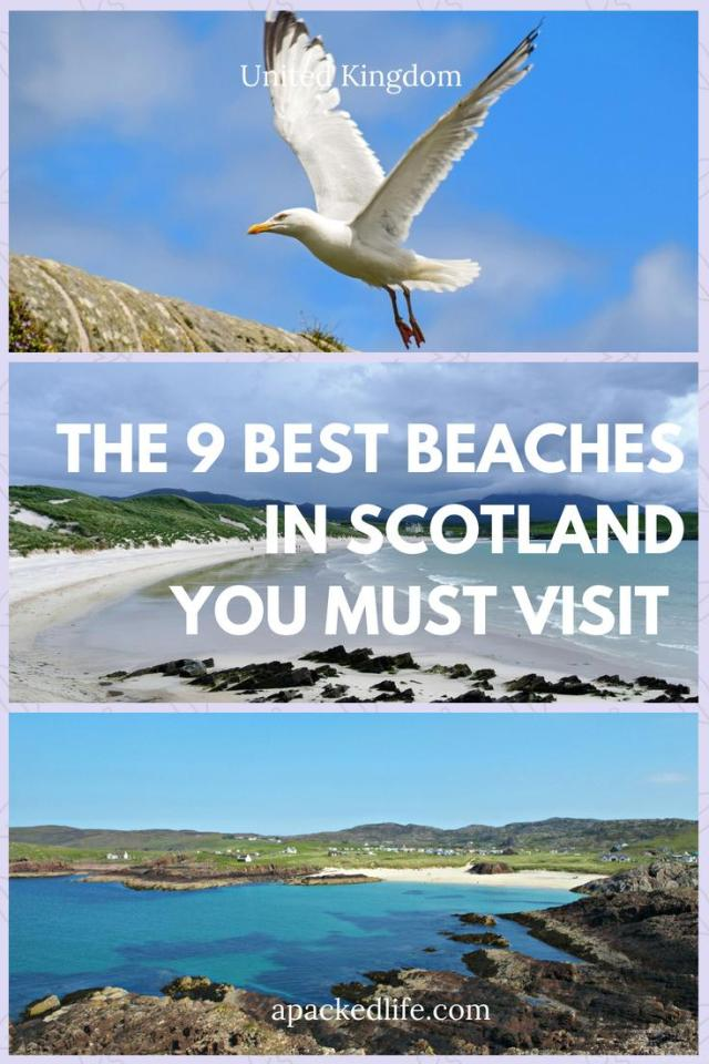The 9 Best Beaches in Scotland You Must Visit