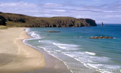 The 9 Best Beaches in Scotland You Must Visit - Sandwood Bay