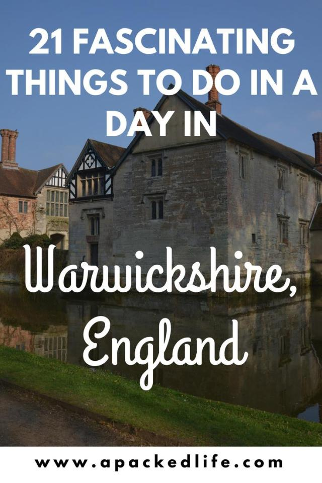 21 Fascinating Things To Do In Warwickshire, England