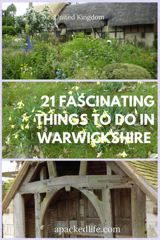 21 Fascinating Things To Do In Warwickshire