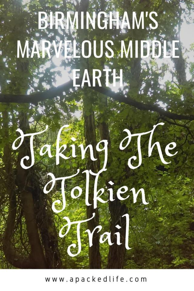 Taking the Tolkien Trail in Birmingham - Exploring Marvelous Middle Earth