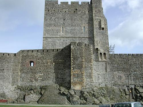 Britain's 17 Most Amazing Castles You Must Visit - Carrickfergus Castle