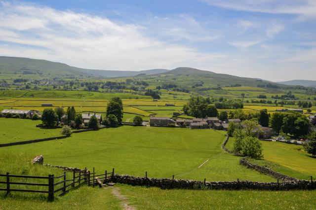Cool or unusual things to do in England - Yorkshire Dales