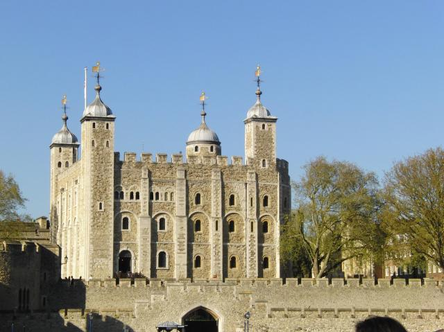 Britain's 17 Most Amazing Castles You Must Visit - Tower of London