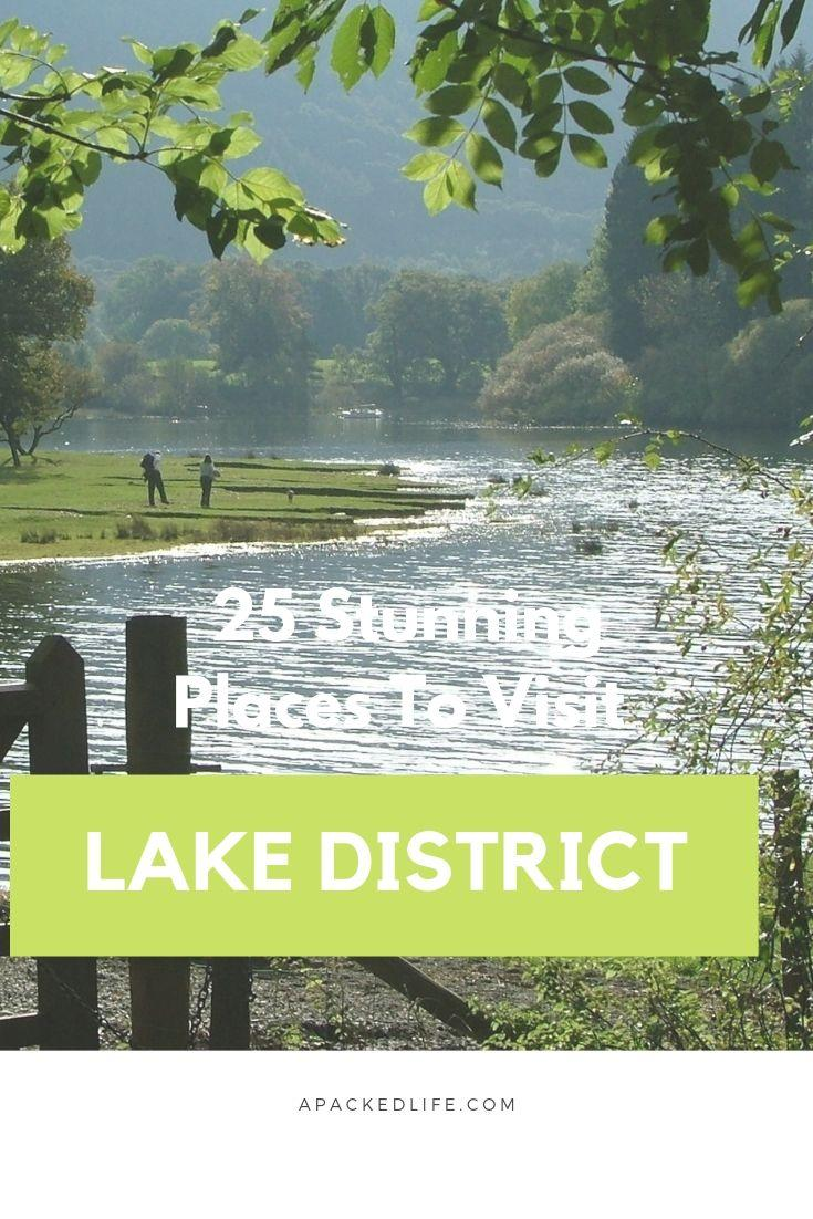 25 Stunning Places To Visit In The Lake District