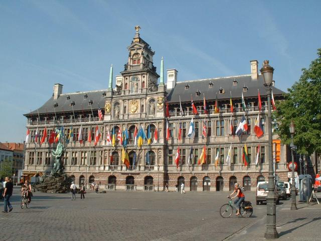Absolutely Awesome Things To Do In Antwerp - Stadhuis