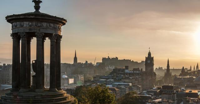 10 Day UK Trip Itinerary - 5 Beautiful Itineraries For Your Visit - Edinburgh