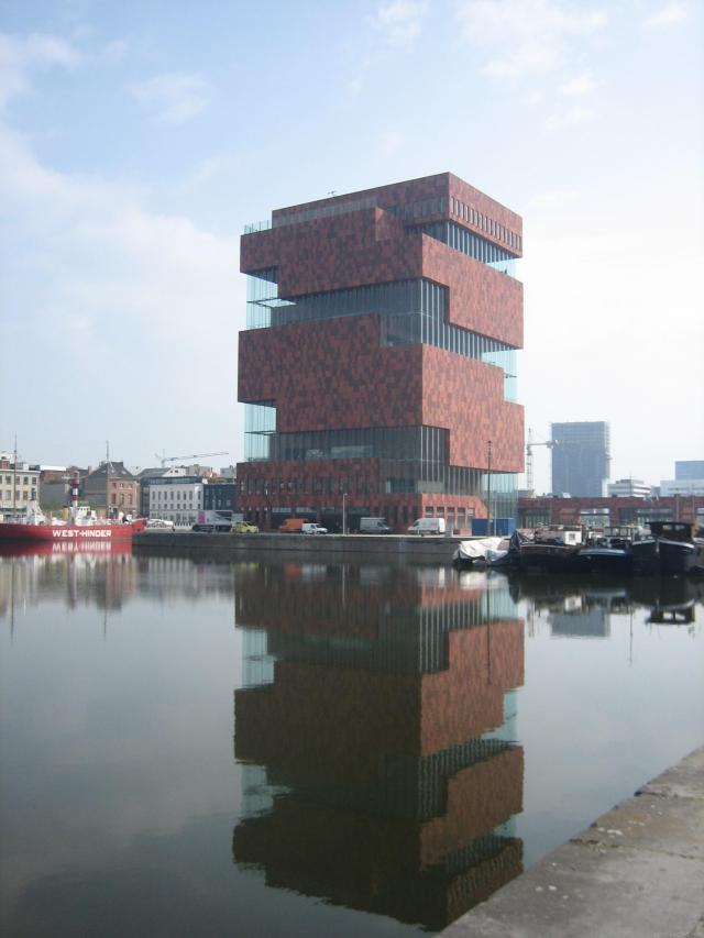 Absolutely Awesome Things To Do In Antwerp - Museum aan de Stroom